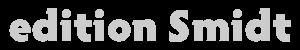 edition Smidt Logo